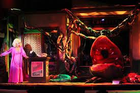 Little Shop Of Horrors Lighting Design Little Shop Of Horrors Evan Adamson