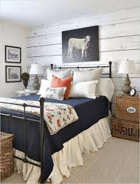 Magnificient farmhouse master bedroom decor design ideas Farmhouse Style Master Bedroom Ideas Rustic Farmhouse Style Bedding Elegant 43 Stunning Country Farmhouse Bedroom Ideas That Will Smartelectronix Master Bedroom Ideas Rustic Farmhouse Style Bedding Elegant 43