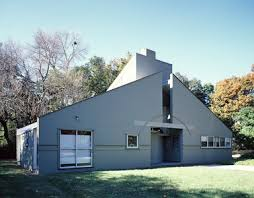 postmodern architecture homes. Vanna Venturi House By Robert (1964) Postmodern Architecture Homes H