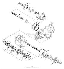 gravely 40413 2 wheel tractor 5260, 8hp, 4 sp electric start parts Gravely Belt Diagram at Gravely 5260 Wiring Diagram
