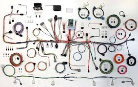 mustang wiring harness kits mustang image wiring complete wiring harness kit 1987 1989 ford mustang part 510547 on mustang wiring harness kits