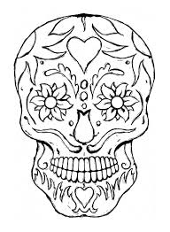 Small Picture Halloween Coloring Pages Online Scary Coloring Page for Scary