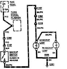 reverse light wiring diagram wire center \u2022 1972 Chevy C10 Reverse Light Switch Wiring Diagram 91 mustang wiring diagram light example electrical wiring diagram u2022 rh cranejapan co reverse lamp wiring diagram car reverse light wiring diagram