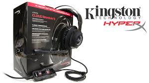 Обзор Kingston <b>Hyperx Cloud Revolver</b> S
