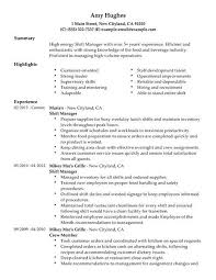 resume for fastfood fast food cashier resume cv resumes and oyulaw medical assistant summary medical assistant fast food cashier resume