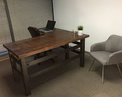industrial office desk. 🔎zoom Industrial Office Desk