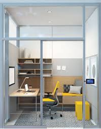 what is a small office. flow a place free from visual distraction or interruption for deep focus strategic thinking and what is small office