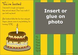 modern retro birthday invitation for first birthday birthday cake with one candle