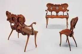 artistic furniture. Gaudi-furniture Artistic Furniture