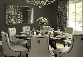 Small Picture Photo Of Hooker Furniture Mirror Dining Table Set Soft Color With
