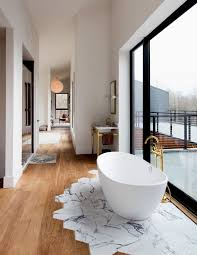 Marble Flooring Bathroom When And Where Can Marble Floors Become An Elegant Design Feature