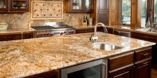 guidelines to pick the right granite color for kitchen countertops