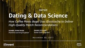 It was like we had known each other forever. Dating And Data Science How Coffee Meets Bagel Uses Amazon Elasticac