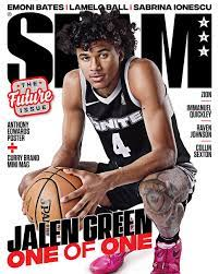 Jalen Green is the Future of Basketball ...