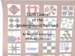 Quilt Codes of the Underground Railroad - ppt video online download & Quilt Codes of the Underground Railroad Adamdwight.com