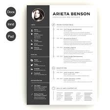 Marketing Resume Templates Top Creative Resume Templates Marketing Resume Templates Creative 38