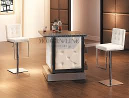 white leather bar stools australia