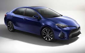 2018 Toyota Corolla Release Date and Rumors | Car Models 2017 - 2018