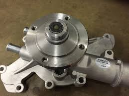 ford explorer 5 0l water pump replacement procedure