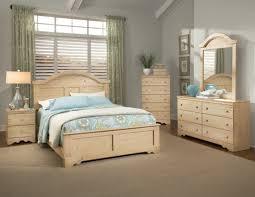 Fascinating Bedroom Design Pine Bedroom Furniture Green Floral Curtain