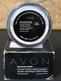 Avon Ideal Shade Smooth Mineral Foundation And 50 Similar Items