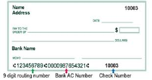 td bank routing number new york ny