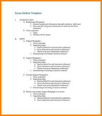outline of a narrative essay address example outline of a narrative essay essay outline template 04 jpg