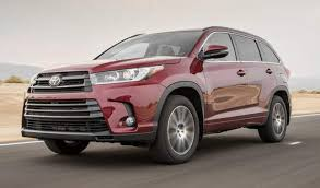 2018 toyota highlander limited platinum. brilliant highlander 2018 toyota highlander front inside toyota highlander limited platinum n
