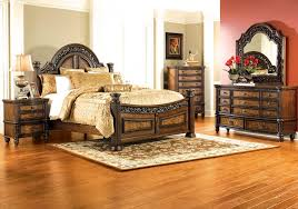 Verona Pecan 5 PC Queen Bedroom   HOME FURNITURE AND DECOR   King ...