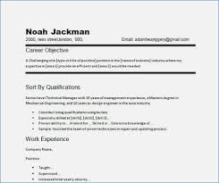 Career Objectives For Resume Examples A Good Objective for A Resume buildbuzz 65