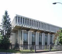 In france russian embassy in