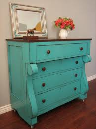 turquoise bedroom furniture. amazing antique chunky dresser in a striking turquoise teal finish distressed around the edges bedroom furniture