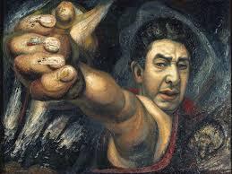 from ars art resource david alfaro siqueiros self portrait el coronelazo pyroxilin on masonite 91 121 cm