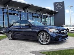 This dealership is a tire collection site and you may return tires to this site at no charge. 2020 Mercedes Benz Amg C 43 4matic Sedan Tampa Bay Fl Largo Clearwater Pinellas Park Florida Wddwf6eb9lr562099