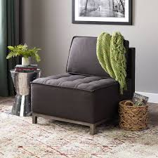 Ink+Ivy Grant Modular Armless Chair - Overstock - 9964496