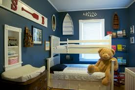 Paint Colors Kids Bedrooms Kids Room Blue Themed Boy Kids Bedroom With Contemporary