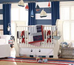 Nautical Bedroom Curtains Attractive Nautical Baby Room Ideas Nautical Baby Room Theme