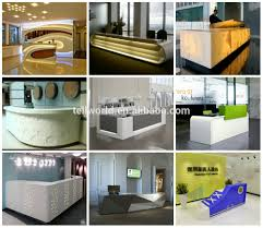 small office reception desk. Office Reception Furniture Designs. Fancy Design Red Counter Table /small Front Small Desk .