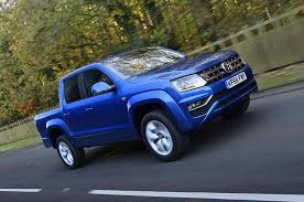Why Volkswagen doesn't sell the Amarok in the US | Autocar