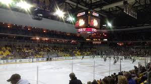 Amsoil Arena Seating Chart Hockey Amsoil Arena Minnesota Duluth Bulldogs Stadium Journey