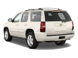 2008 Chevrolet Tahoe Reviews and Rating | Motor Trend