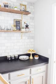 this 80s wet bar butler s pantry was transformed into a gorgeous