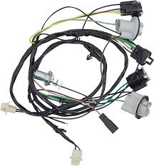 nova parts electrical and wiring classic industries 1974 nova rear body light wiring harness