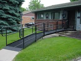 image of the ramps for wheelchairs