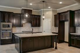 Black Walnut Kitchen Cabinets Black Walnut Stained Knotty Alder Cabinets Kitchens Pinterest