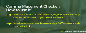 Correct Comma Placement Checker 5 Best Tools Review
