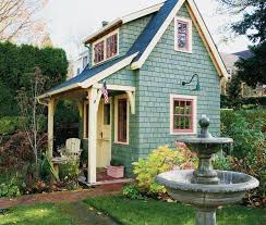 Small Picture Beautiful Garden House Designs Adding Leaisure of Studio to Living