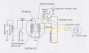 yamaha ty 250 electricité 493 wiring diagram
