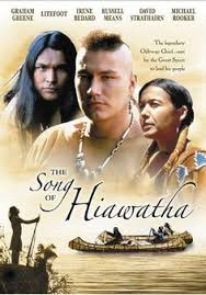 the legend of hiawatha film hiawatha gemischt mixed  the song of hiawatha