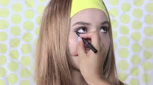 promise phan big hero honey lemon makeup tutorial